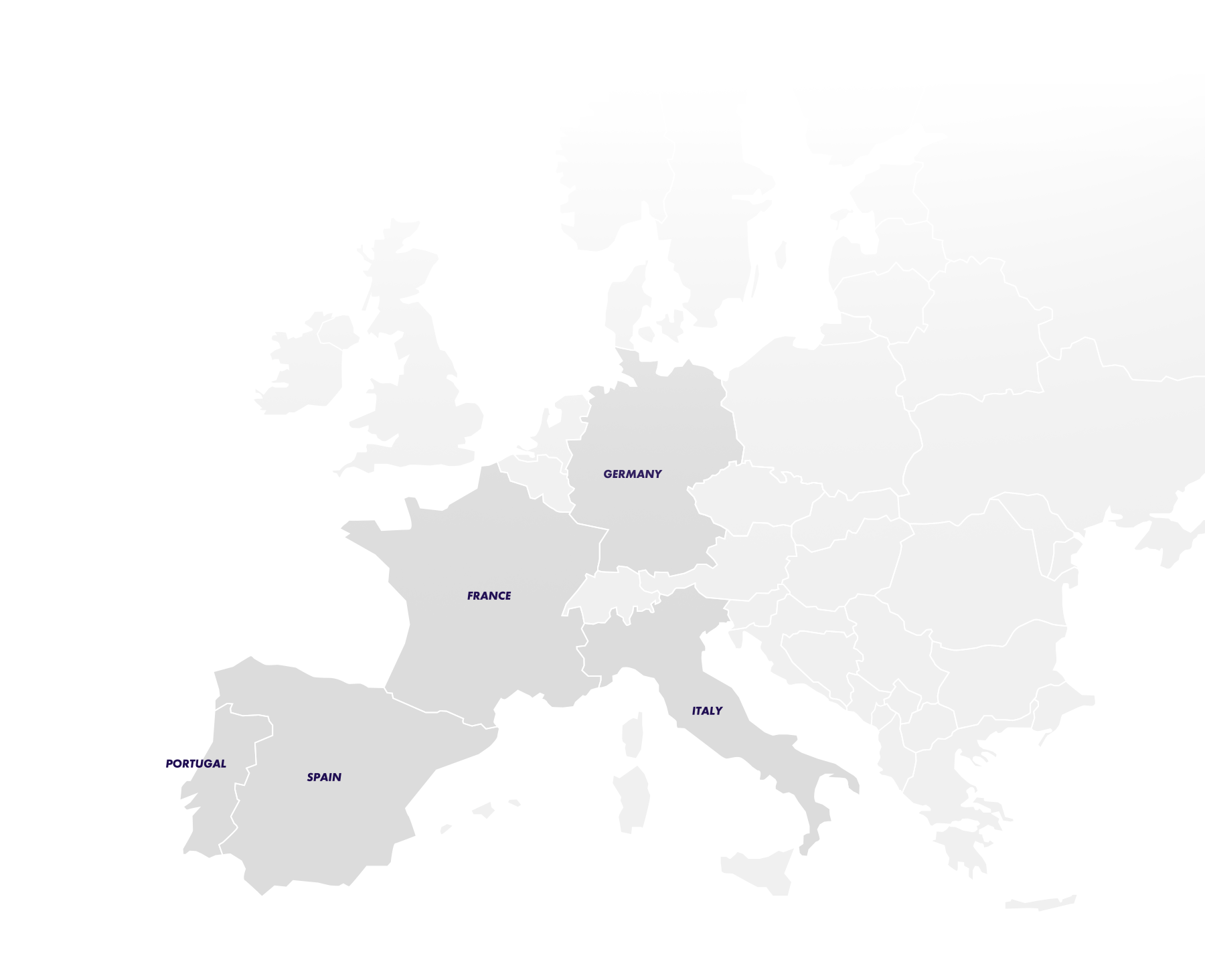 SPR - 48 facilities in Europe
